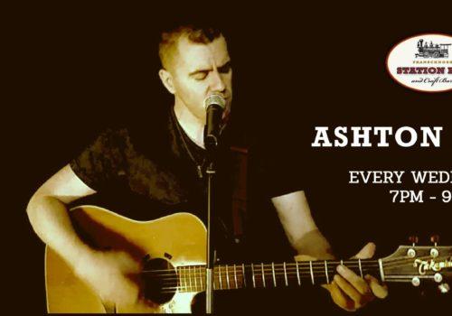 Ashton James